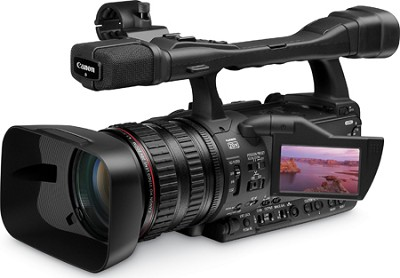 XH A1S HD Camcorder Kit