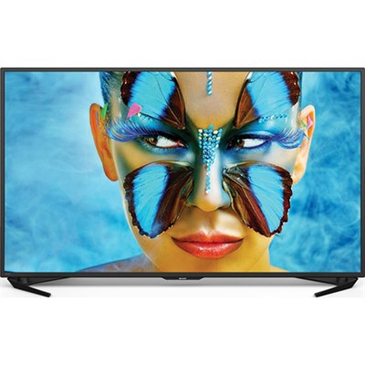 LC-43UB30U - 43-Inch AQUOS 4K Ultra HD 60Hz Smart LED TV