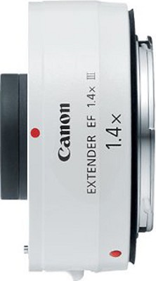 EF 1.4X III Telephoto Extender for Canon Super Telephoto Lenses