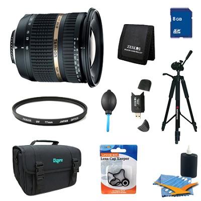 10-24mm F/3.5-4.5 Di II LD SP AF Aspherical (IF) Lens Pro Kit For Nikon AF