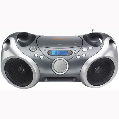 Portable CD/MP3 Boombox (MP3142)