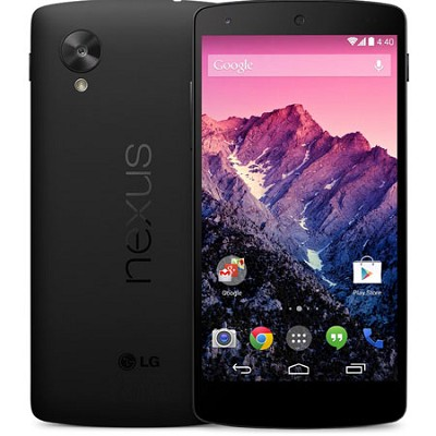 Google Nexus 5 D820 16GB Unlocked GSM Android Cell Phone - OPEN BOX