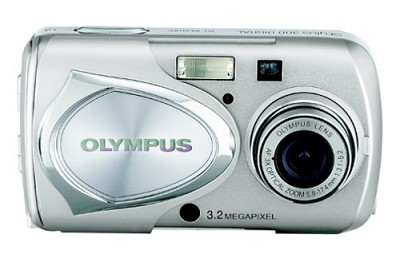 CLOSEOUT***Stylus 300 Refurbished Digital Camera***1 PC LEFT !!!