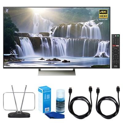 65-inch 4K HDR Ultra HD Smart LED TV (2017 Model) w/ TV Cut the Cord Bundle
