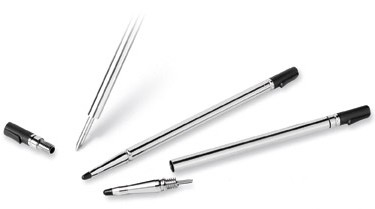 Stylus pens for Palm TX, Tungsten T5/E/E2 and Zire 72 - Three (3) pack