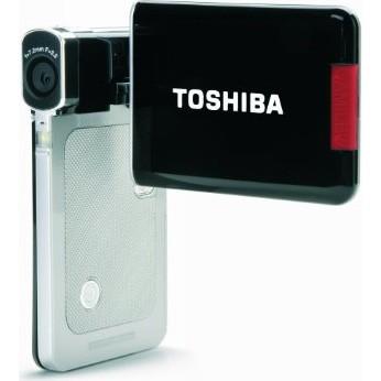 CAMILEO S20 1080p Full HD Camcorder Value Bundle