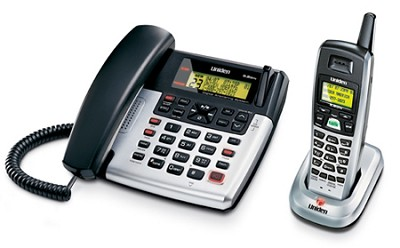 5.8GHz Extended Range Corded/Cordless Phone