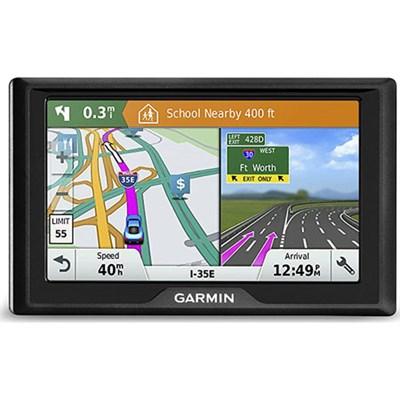 Drive 61 LM GPS Navigator with Driver Alerts - USA - 010-01679-0B