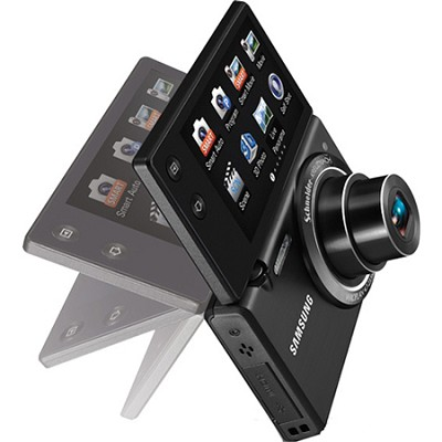 MV800 16.1 Megapixel, 5X Optical, Smart Touch Multi View 3` LCD - OPEN BOX
