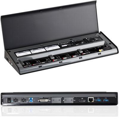 Universal USB3 Docking Station