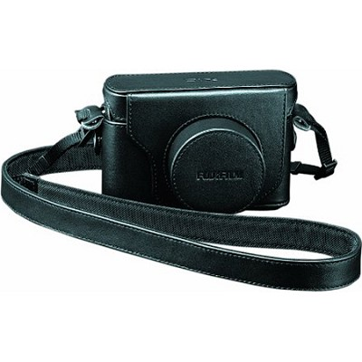 Leather Case X10 for Digital Camera - OPEN BOX