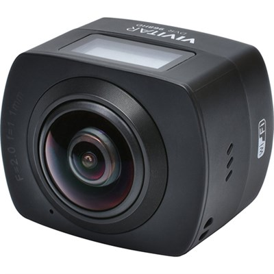 360HD Wifi Camcorder - Black - DVR968HD-BLK