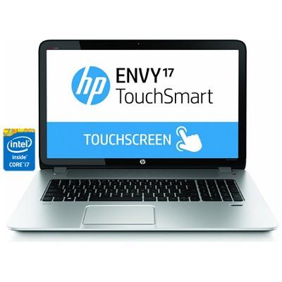 Envy TouchSmart 17.3` 17-j130us Notebook PC- Intel Core i7-4700MQ Pro - OPEN BOX