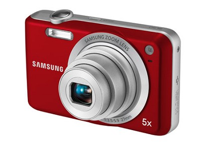SL50 10.2MP 5x Zoom Digital Camera (Red)