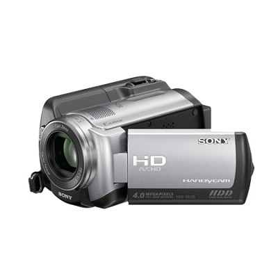 Handycam HDR-XR100 80GB High Definition Digital Camcorder - OPEN BOX