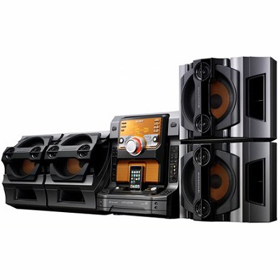 LBTZX99I - 5-Disc CD Changer Mini Shelf System with Play Exchange