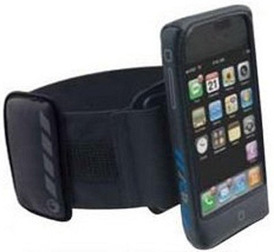 Sportsuit Convertible for iPhone 3G, 3G S (Black) - 8269-SCPK