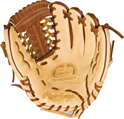 Pro Preferred 11.5inch 2-Tone Baseball Glove (Right Handed Throw)