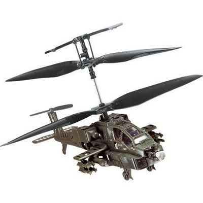 Remote Control Apache Helicopter