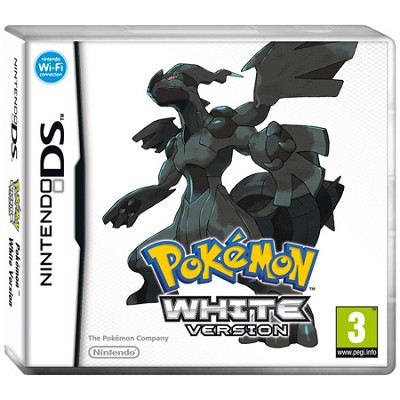 DS Pokemon - White Version