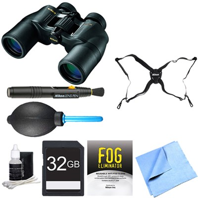 ACULON 7x50 Binoculars (A211) Adventure Bundle