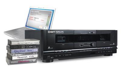 Tape2PC USB Cassette Deck- OPEN BOX