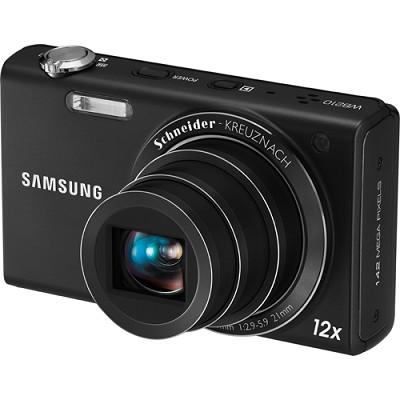 WB210 14MP Black 12x Zoom Digital Camera w/ 3.5 inch Touch Screen - OPEN BOX