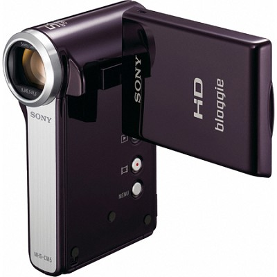 MHS-CM5/V bloggie Compact High Definition Camcorder- REFURBISHED