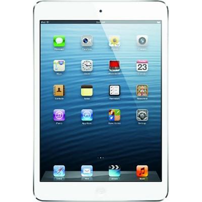 iPad Mini with Wi-Fi 32GB - White/Silver New, Open Box