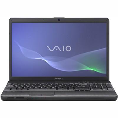 VAIO VPCEH23FX - 15.5 Inch Laptop Pentium B950 Processor (Black)