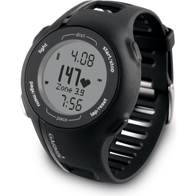 Forerunner 210 GPS Enabled Sports Watch w/ Heart Rate Monitor
