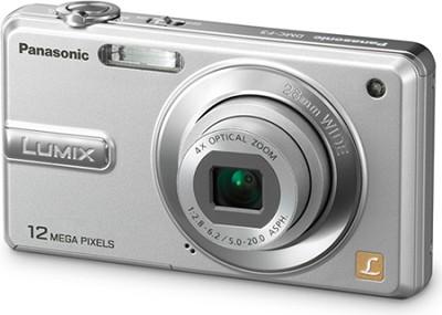 DMC-F3S LUMIX 12.1 Megapixel Digital Camera (Silver)