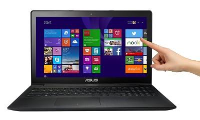 K553MA-DB01TQ 15.6'' Touch Screen 500GB Notebook - Intel Bay Trail-M N2930 Proc.