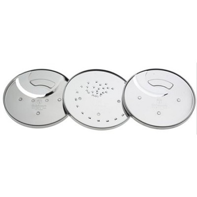 Standard Disc Set for 14-Cup Food Processors