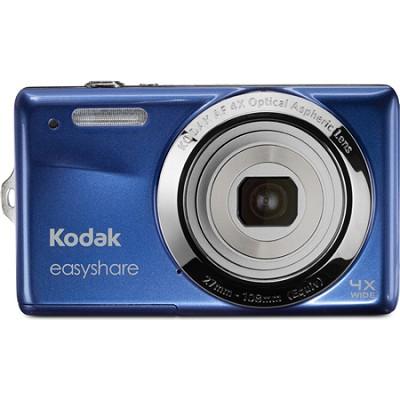 EasyShare 14MP Digital Camera w/ 4X wide-angle optical Zoom Blue