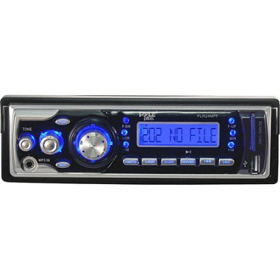 AM/FM Receiver MP3 Playback with USB/SD/AUX-IN