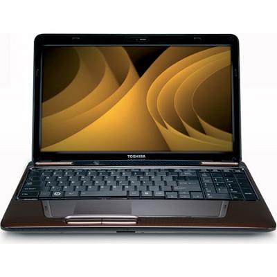 Satellite 15.6` L655-S5156BN Notebook PC - Brown Intel P6200 Processor -OPEN BOX