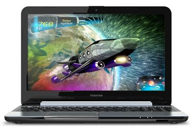 Satellite 15.6` S955D-S5150 Notebook PC - AMD Quad-Core A8-4555M Accel. Proc.