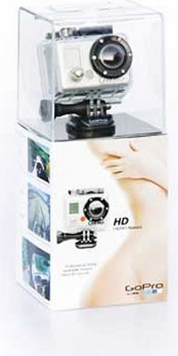 HD HERO NAKED Camera