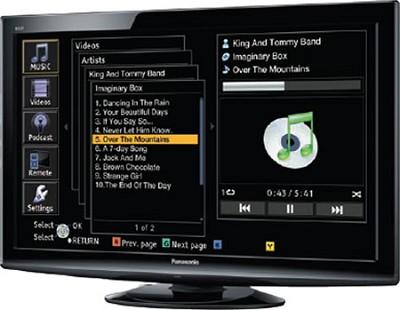 TC-L37X1 - 37` VIERA High-definition LCD TV