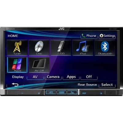 KWV40BT 7` Display Multimedia Receiver