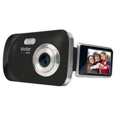 ViviCam 7028 digital camera- Black