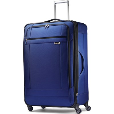 SoLyte 29` Expandable Spinner Suitcase Luggage - True Blue
