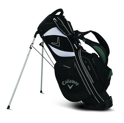 Callaway Golf Hyper-Lite 4.5 Stand Bag  Black  5113017