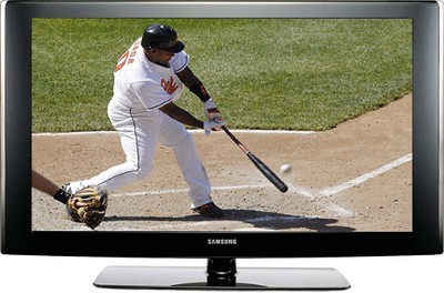 LN-T4065F - 40` High Definition 1080p LCD TV