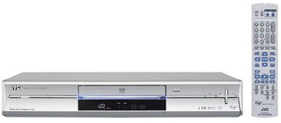 DR-M100S DVD Single Disc Recorder/Player (Silver)