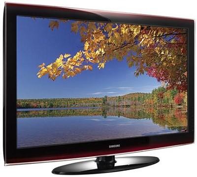 LN32A650 - 32` high-definition LCD TV - Torn Box