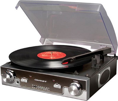 CR6005A-MA Tech Series Turntable
