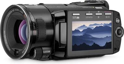 VIXIA HFS10 Flash Memory Camcorder W/ 32GB Internal Drive