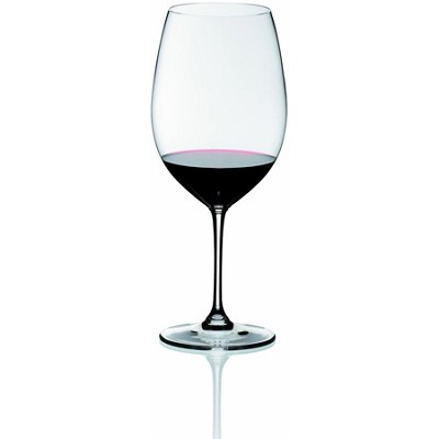 7416/00 Lead Crystal Vinum Buy 3 Get 4 Cabernet Sauvignon Wine Glasses, X-Large
